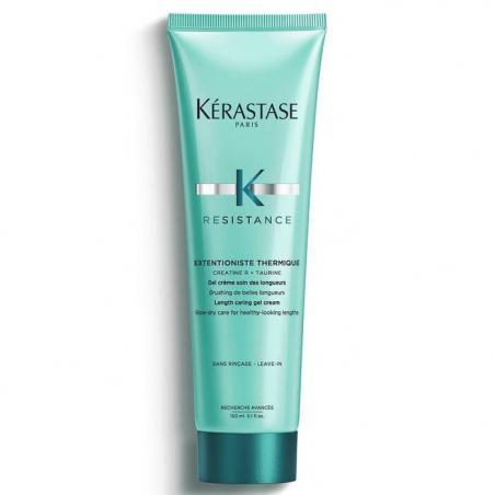 Extensioniste thermique Kérastase-soin lait de brushing reparateur de vos cheveux longs-protege de la chaleur