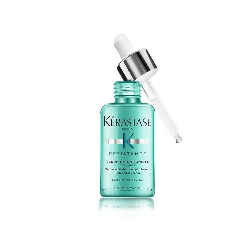 Sérum Extensioniste Kerastase-activateur de croissance sans rinçage stimule et protéger le cuir chevelu pour des cheveux forts