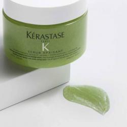 shampooing soin gommage cuir-chevelu-apaisant Kerastase-fusio-scub