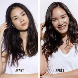 avant-apres la gamme de soins GENESIS de Kerastase-fortifiant anti-chute cheveux fins affaiblis