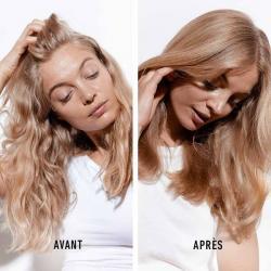 avant et apres-spray defense thermique genesis-kerastase-spray de soin thermo-activer-texturisant-cheveux affaiblis