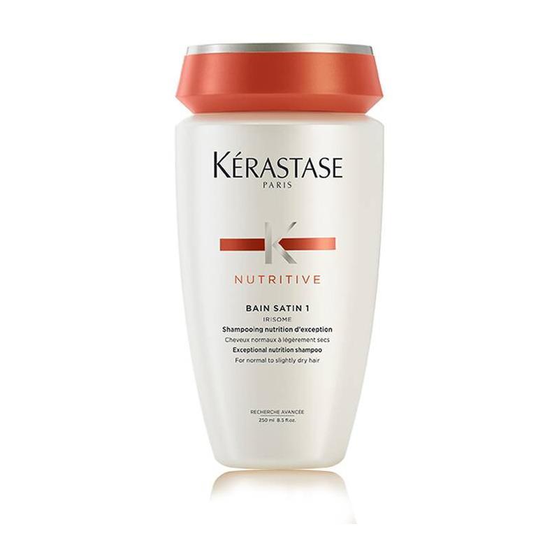 shampooing Bain satin 1 kerastase nutrition-tous types de cheveux-normaux