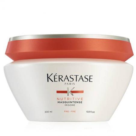 la creme soin nutrition Masquintense pour cheveux fins et secs de Kerastase