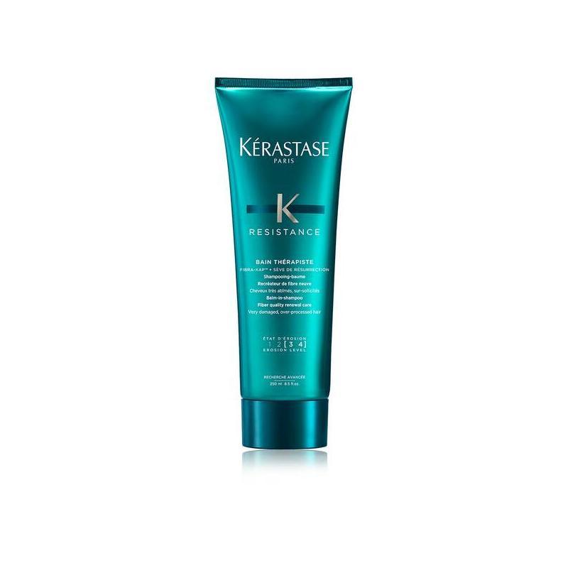 bain Thérapiste kerastase-shampooing reconstruction pour cheveux cassants