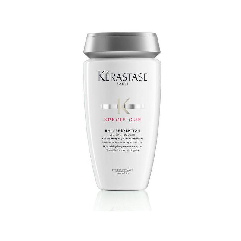 Le shampooing bain prévention anti-chute de cheveux  Kerastase