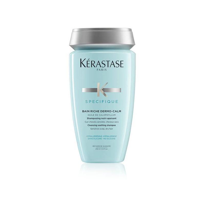 shampooing bain riche dermo-calmant kerastase-démangeaisons-cuir chevelu sec