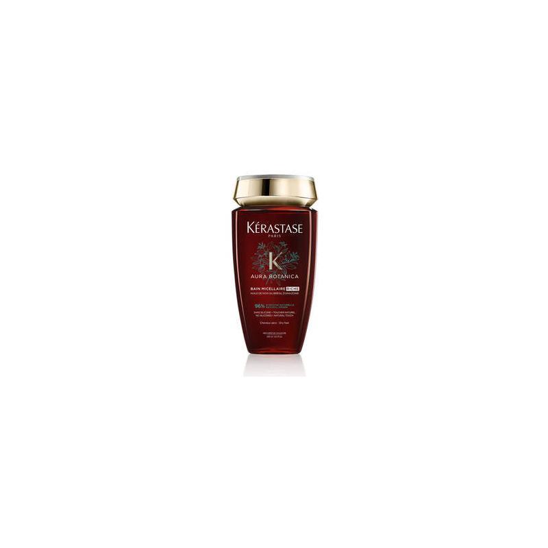 shampooing bain micellaire AURABOTANICA de Kérastase -ingredients naturels