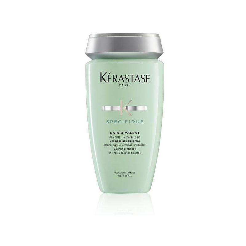 shampooing bain divalent kerastase-equilibrant-excés de sébum