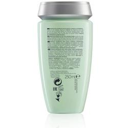 shampooing bain divalent kerastase-equilibrant-excés de sébum-flacon de dos