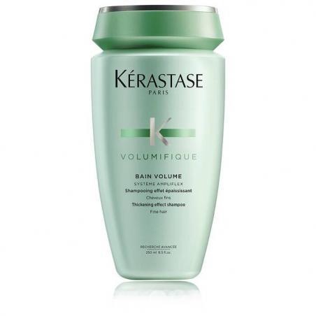 shampooing bain volumifique Kerastase- volume de cheveux fins