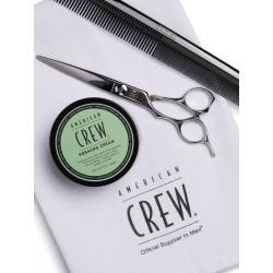 Forming Cream-alerican crew-pate de coiffage-Cire fixation moyenne brillance modérée
