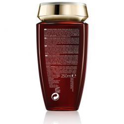 shampooing bain micellaire AURABOTANICA de Kérastase -ingredients naturels - dos de la bouteille