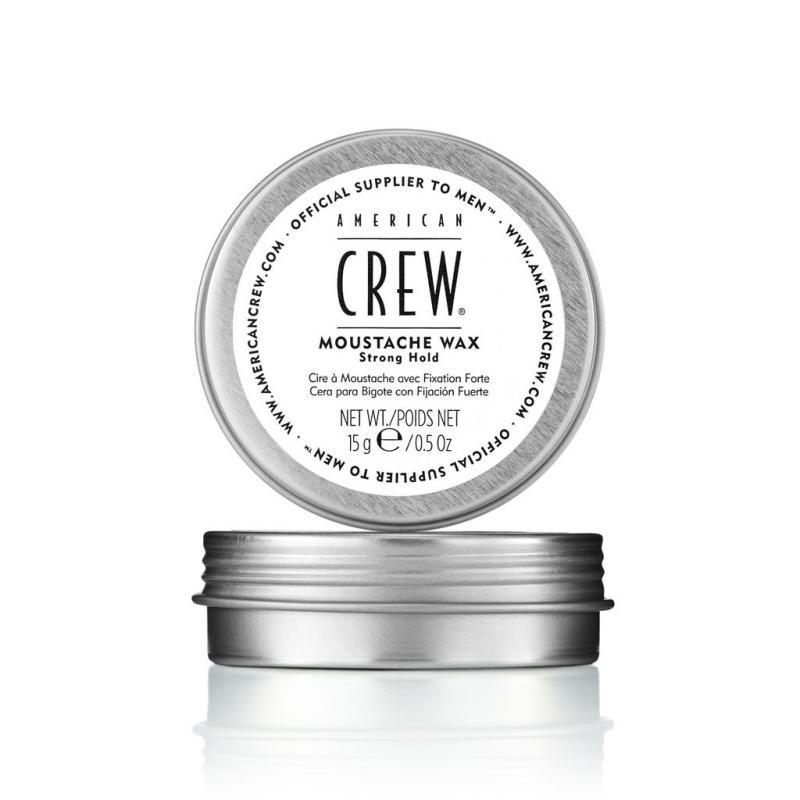 pot de cire à moustache -moustaxe wax- American Crew