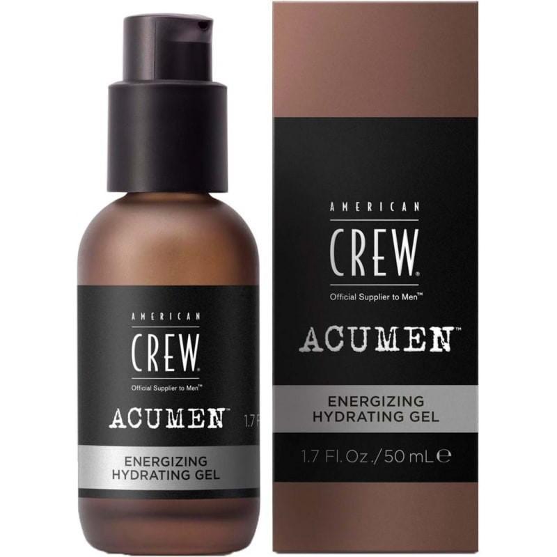 soin de visage Energizing Hydrating Gel Acumen de la marque American Crew