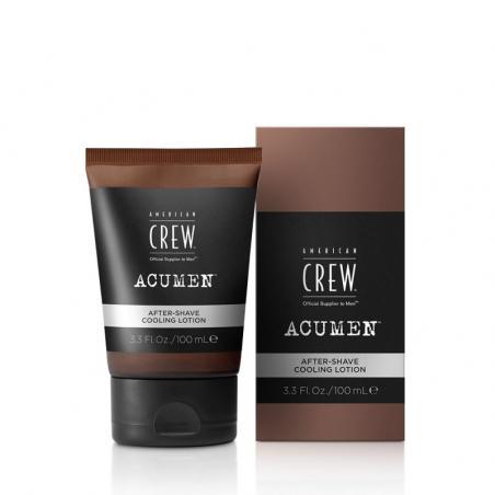 Tube de lotion après rasage After shave Cooling lotion de la marque Acumen par American Crew