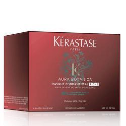 Masque Fondamental Riche AURABOTANICA par Kérastase-Soin d'Hydratation végétal-boîte