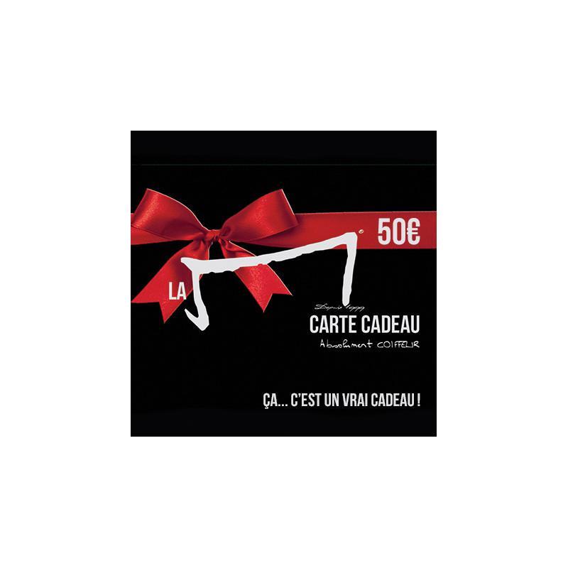 La M carte cadeau aurelien magnano de 50€ à utiliser dans votre enseigne