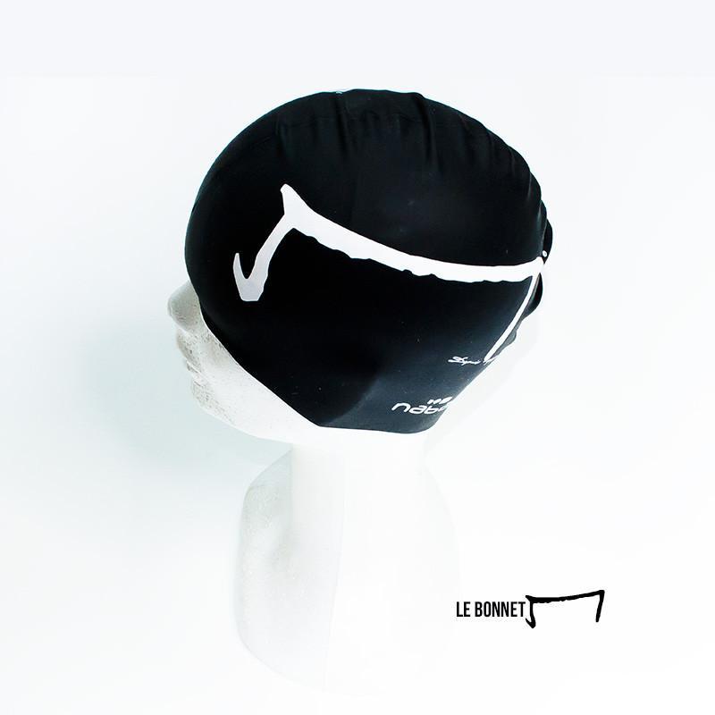 Le bonnet M par Aurélien Magnano - bonnet de piscine de la marque Aurelien Magnano