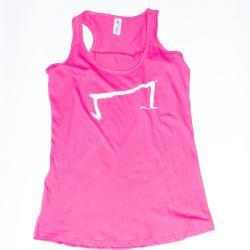 le M tee shirt débardeur rose fushia de la marque Aurélien Magnano