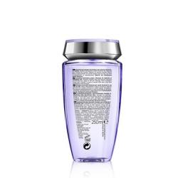 Le shampooing BAIN LUMIÈRE de la gamme BLOND ABSOLU par Kérastase pour des cheveux blonds éclatant de santé et de douceur de dos