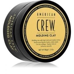 molding clay american crew-cire argile de fixation forte brillance moyene-ciseau-coiffeur-peigne