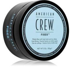 fiber-american crew-cire de coiffage mat fibreuse-fixation forte
