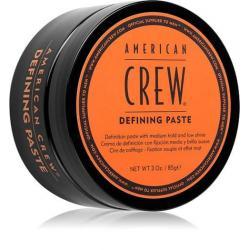 cire defining paste american crew-pate de coiffage effet mat