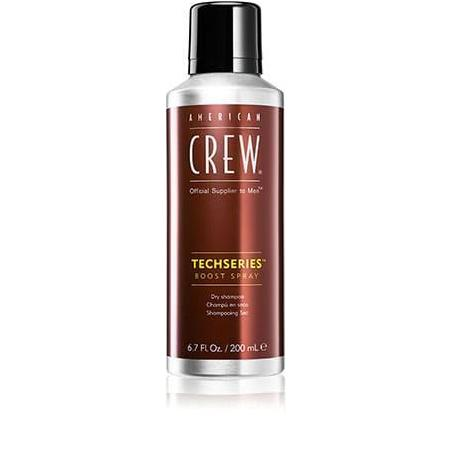 Techseries Boost Spray American Crew-Pulverisez du volume dans vos cheveux