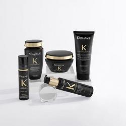 ensemble de la gamme Chronogiste kerastase -regenerant et anti-age pour cheveux et cuir chevelu
