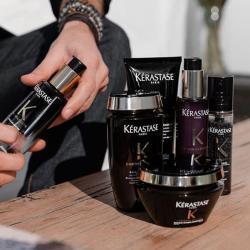 gamme Chronogiste kerastase -regenerant et anti-age pour cheveux et cuir chevelu