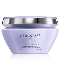 Le masque Ultra-violet Blond Absolu par Kérastase pot de 200ml