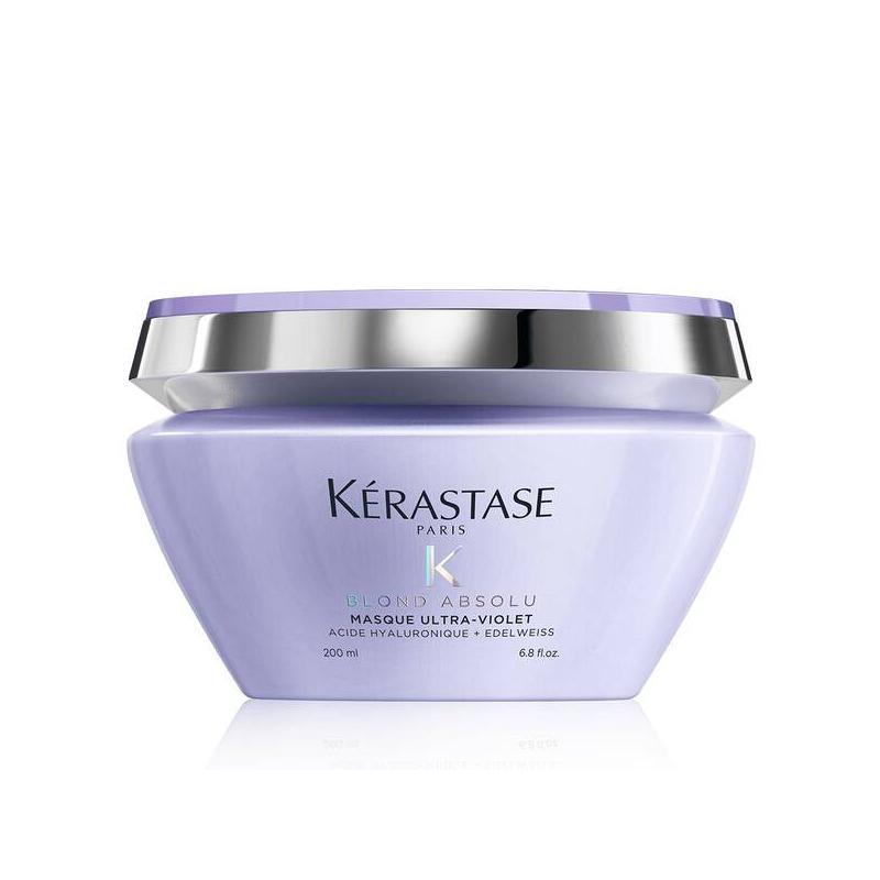 Le masque Ultra-violet Blond Absolu par Kérastase pot de 200ml