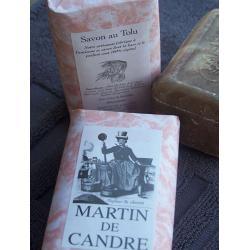 savon au tolu Martin de Candre 160 gr