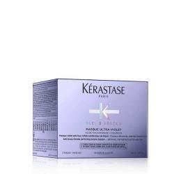 Le masque Ultra-violet Blond Absolu par Kérastase pot de 200ml dans son coffret