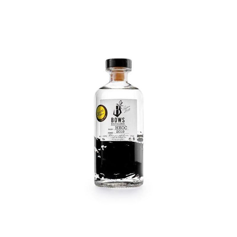 Rhum HEOC 2019-BOWS Distillerie-alcool-montauban-spiritueux-prix IWSC-Médaille d'or