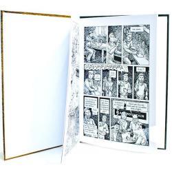BD black Mountain-le louglier-interieur du livre