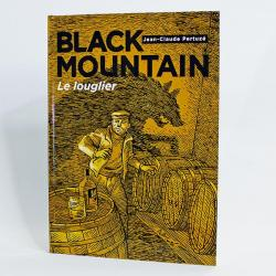 BD black Mountain-le louglier-couverture