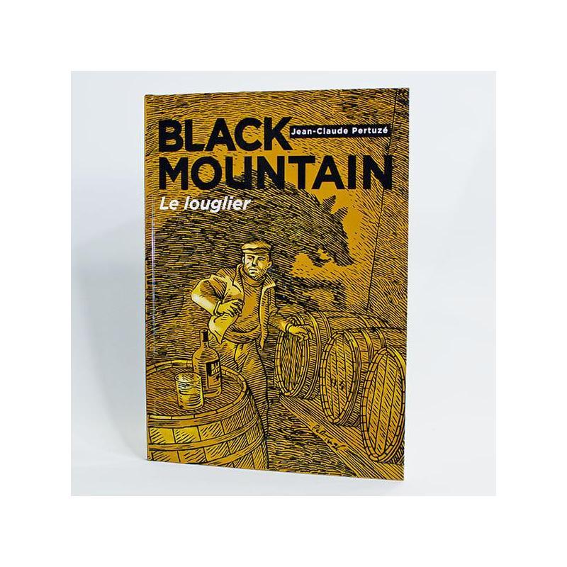 BD black Mountain-le louglier-couverture