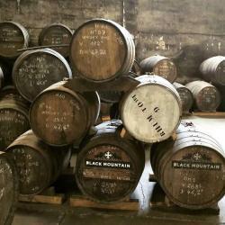 tonneaux et barique Black Mountain whisky