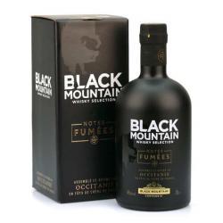 Whisky Notes Fumées-BLACK MOUNTAIN-avec sa boîte
