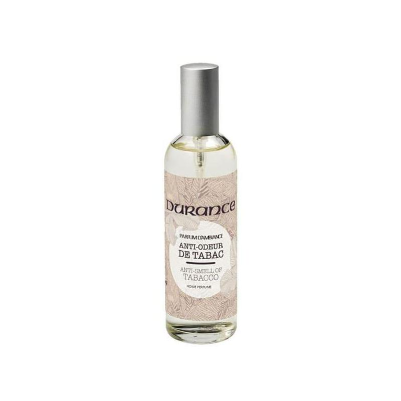 Spray parfumé Utile Anti-odeurs de Tabac-DURANCE