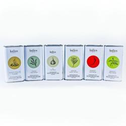 lot-pack-bidon-25cl-huile-d-olive-infusee-kalios-x6-coffret-gourmet-aurelien-magnano-shopping-sauge-thym-basilic-fumee-