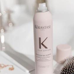 Fresh affair -shampoing sec-kerastase-parfum fraicheur