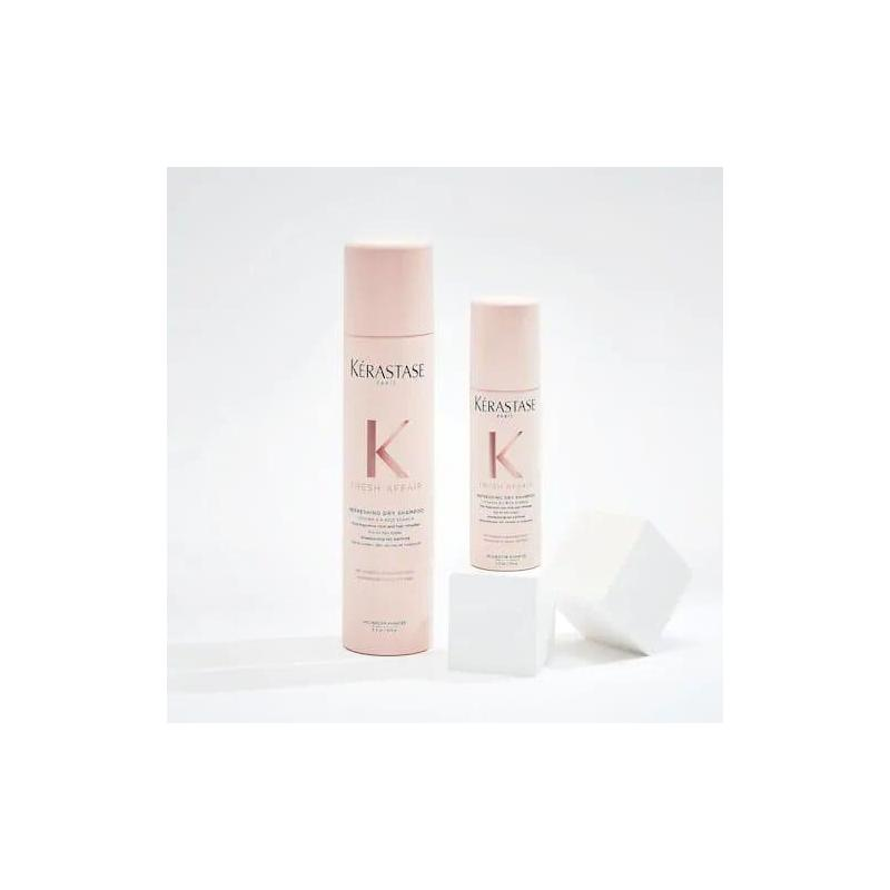 Fresh affair -shampoing sec-kerastase-grand et petit modele
