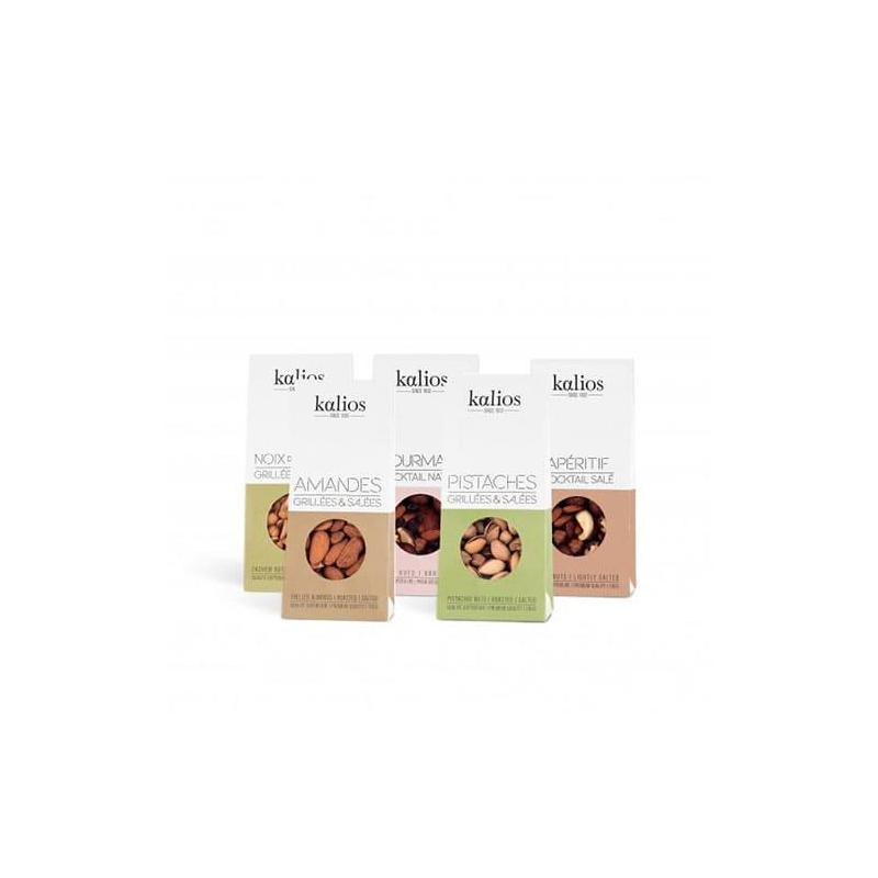 Kit Croquant apéritifs fruits à coque-KALIOS- coffret pour l-apero