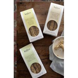 Kit Gressins Crétois pour l'apéritif ou le petit déjeuner | KALIOS Les 4 Recette Crétoise