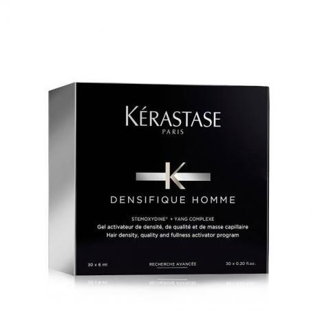 Kerastase Densifique Homme  à la stémoxydine Flacons Densitè Homme 30x6ml - Pour Cheveux Fins