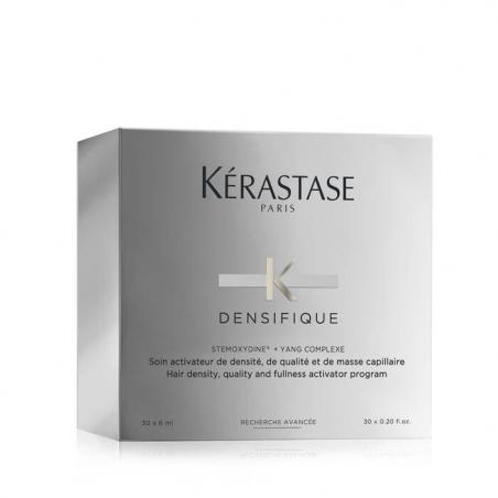 Bôite du traitement à la stémoxydine Kérastase Densifique Femme Soin activateur de densité et d'épaisseur capillaire
